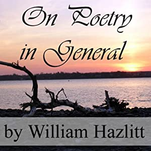 On Poetry in General Audiobook