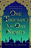 Front cover for the book One Thousand and One Nights by Hanan Al-Shaykh