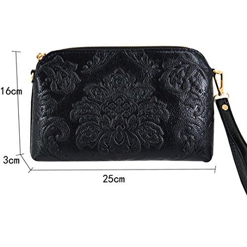 Pochette noir Pour Femme Bb Noir Millya 01725 02c xwpPq44a