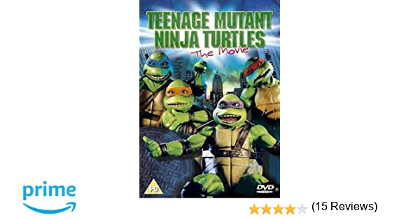 Teenage Mutant Ninja Turtles [Reino Unido] [DVD]: Amazon.es ...