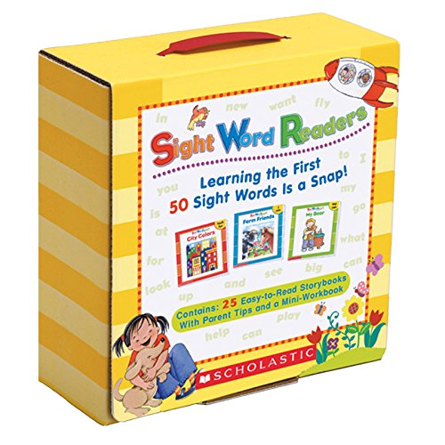 Quality value Sight Word Reader Library By Scholastic Teaching Resources - Sight Words Library