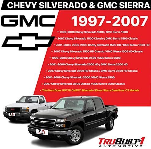 NEW 1999-2007 GMC CLASSIC Z71 Z-71 Tailgate Handle TRIM Cover Bezel
