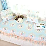 Der Bay Window mat,Window sill mat,Matt mat,Balcony Cushion,Nonlip Machine Washable Floor Window mat,for Bedroom Living Room Sofa (Color : A, Size : 70x180cm(28x71inch))
