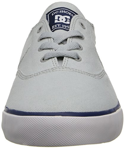 DC Shoes Flash Tx M Shoe Lgy - Zapatillas de Skateboarding hombre gris
