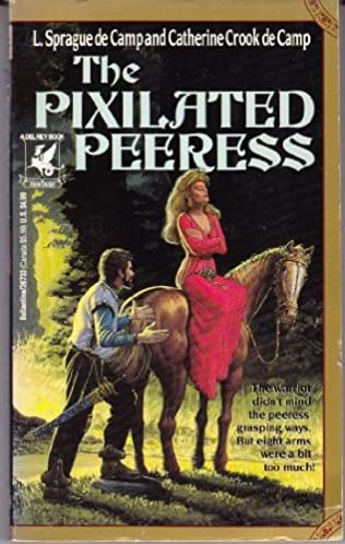 book cover of The Pixilated Peeress