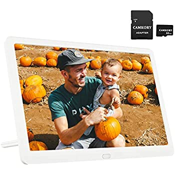 Amazon.com : Digital Picture Frame 10 Inch 1920x1080 HD 16