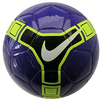 NIKE Strike Barclays Premier League Balón de Fútbol (Omni Morado ...