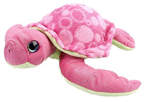 Wild Republic Sea Turtle Stuffed Animal, Plush Toy, Gifts for Kids, Sweet & Sassy 12