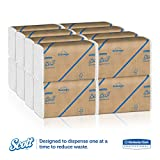 Scott Essential Multifold Paper Towels (01840) with