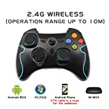EasySMX-Wireless-24g-Game-Controller-Support-PC-Windows-XP788110-and-PS3-Android-Vista-TV-Box-Portable-Gaming-Joystick-Handle