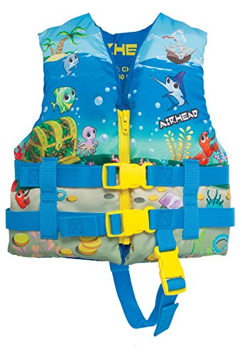 Life Preserver Vest - Airhead TREASURE Children's Life Jacket