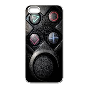 DIY Stylish Printing Play Station Cover Custom Case For iPhone 5, 5S MK1W503152