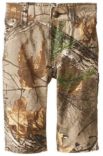 Carhartt Baby Boys' Camo Canvas Pant, Realtree Xtra, 12 Months