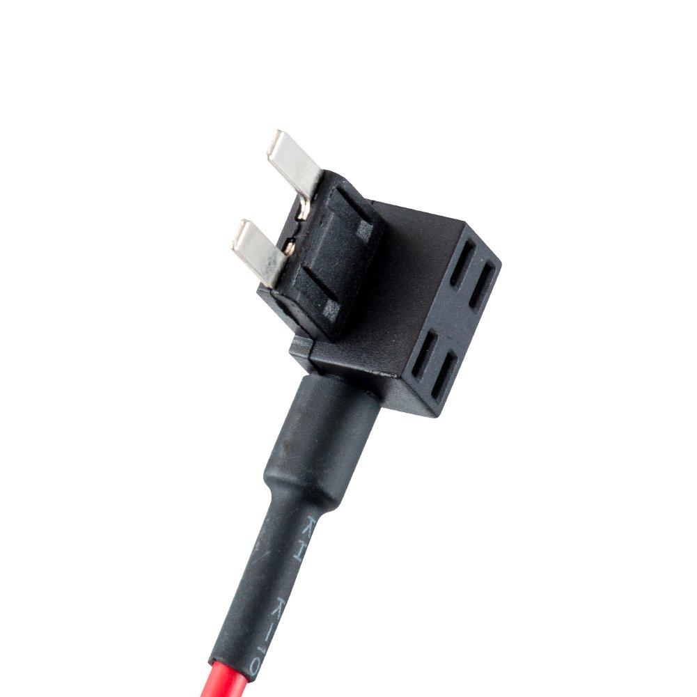 Car Fuse Loufimidon Add A Circuit Blade Tap Holder 10 Pack 07addacircuitjpg Small Size Motorbike