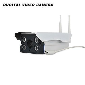 Shengyaohul Outdoor Cámara De Vigilancia Wifi, 720P Full HD Plug And Play Babyphone, Cámaras