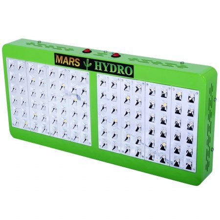 Reflector Led Grow Light 96X5W