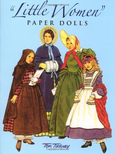 Women Paper Dolls (Little Women Paper Dolls (Dover Paper Dolls) by Tom Tierney (1994-08-23))