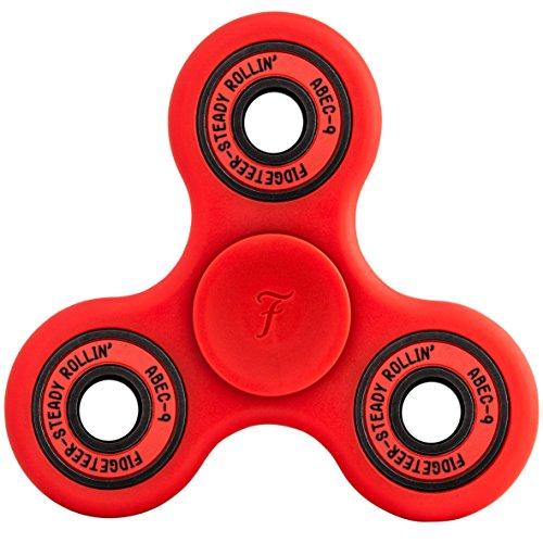 Street Fidgeteer Fidget Spinner Red
