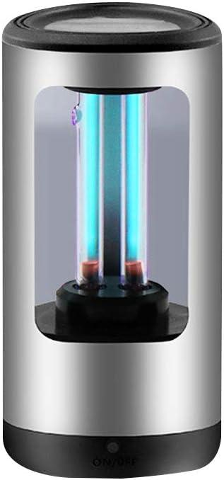 Calayu - Lámpara UV, desinfección portátil, bombilla ...
