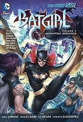 Batgirl Vol. 2: Knightfall Descends (The New 52) (Batgirl: The New 52)