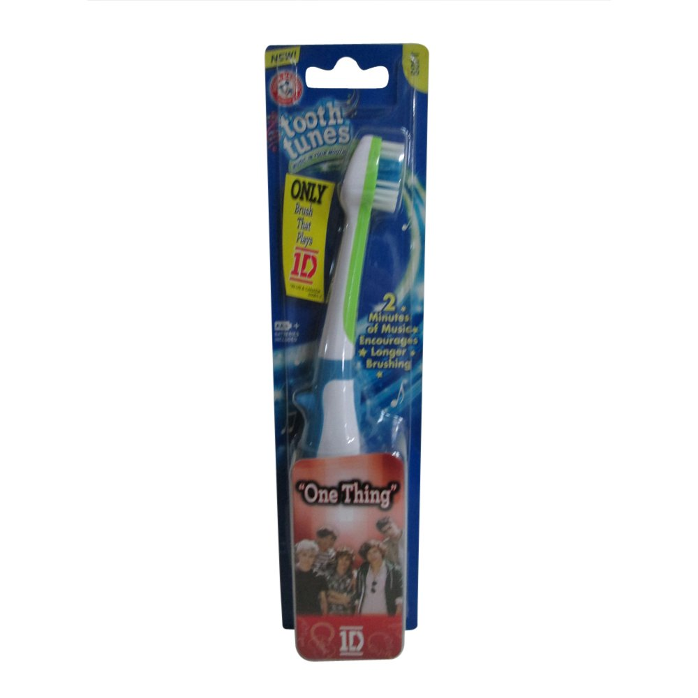 Arm And Hammer Tooth Tunes, One Direction, One Thing Brush - 1 Ea