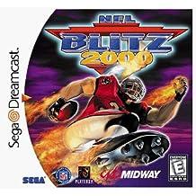 NFL Blitz 2000 - Dreamcast