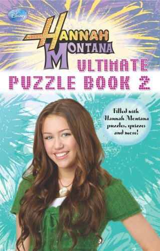 Hannah Montana Ultimate Puzzle Book 2