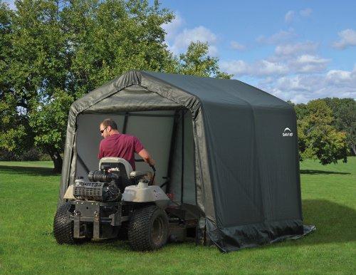 Peak Style Shelter - 7