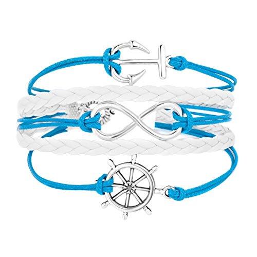 Anchor Rudder Bracelets - 3