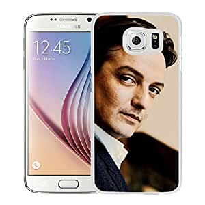 Beautiful Designed Cover Case With Peter Heppner Face Suit Shirt Look (2) For Samsung Galaxy S6 Phone Case