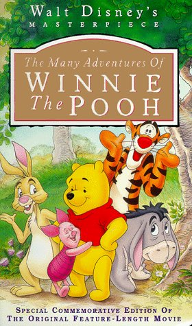 The Many Adventures of Winnie the Pooh (Walt Disney's Masterpiece)