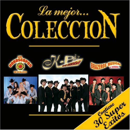 Mejor Coleccion by Disa / Umgd