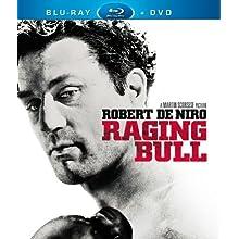 Raging Bull (30th Aniversary Edition Two-Disc Blu-ray/DVD Combo) (2011)