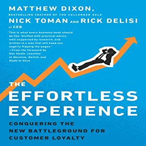 The Effortless Experience Audiobook