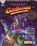 GeoSafari Multimedia Game Platinum Edition - History, Geography, Science (Macintosh edition CD-Rom)