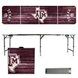 NCAA Texas A&M University Aggies Weathered Version Folding Tailgate Table, 8'