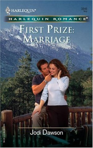 book cover of First Prize: Marriage