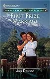 First Prize, Jodi Dawson, 0373038461