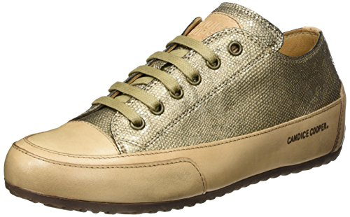 Fish Trainers Gold Candice Aurora Women's Cooper EZwZS4qp