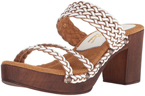 Sandal Sbicca Natural Blooming Heeled Women's 114nzqwRf