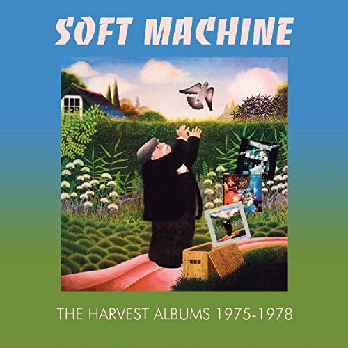 Harvest Albums 1975-1978: Remastered Boxset Edition