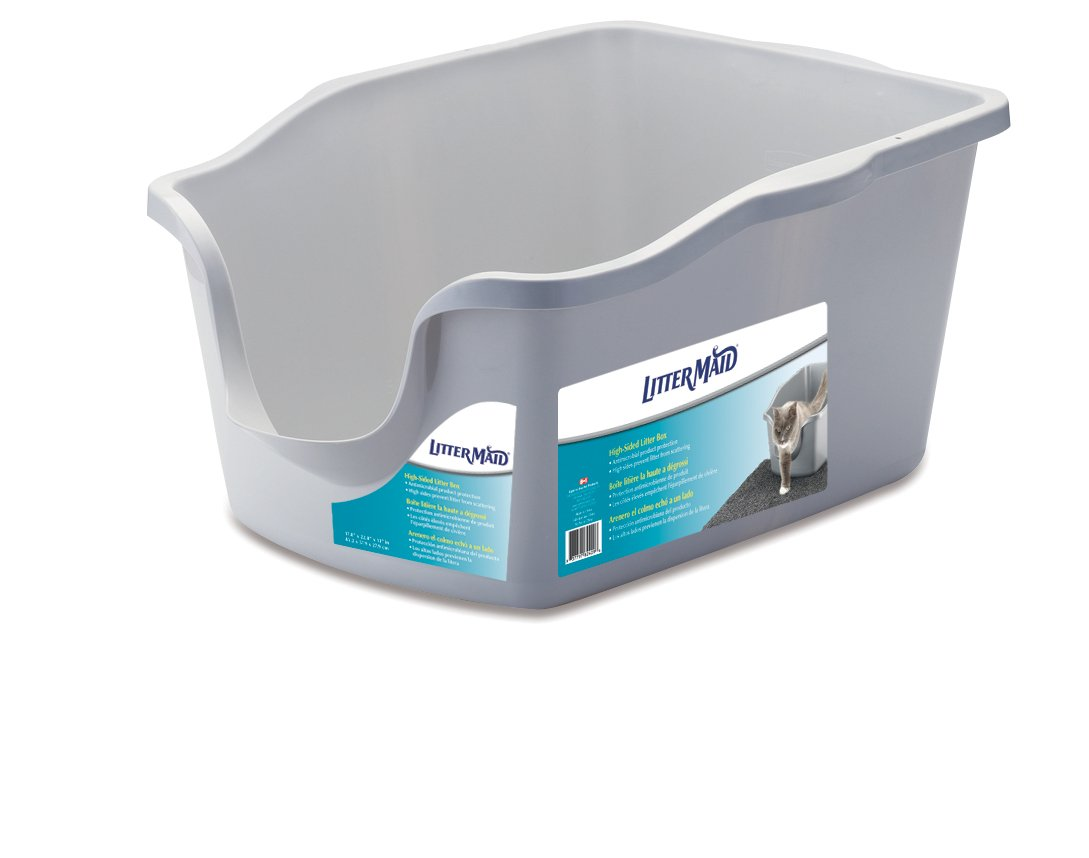 LitterMaid High Sided Litter Pan