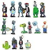 Oliasports 16 X Plants vs Zombies Toy Figures Toys Series Game