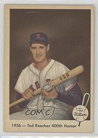 Amazoncom Ted Williams Ted Williams Baseball Card 1959