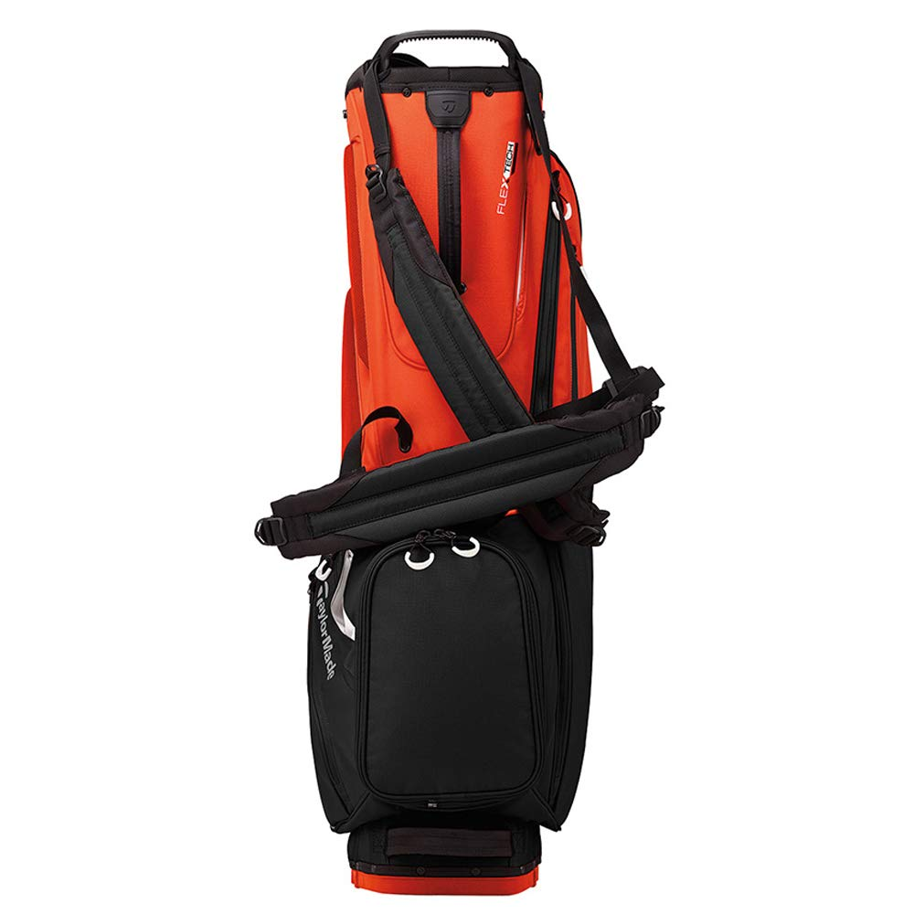 TaylorMade 2019 Flextech Stand Golf Bag, Black V2 by TaylorMade (Image #2)