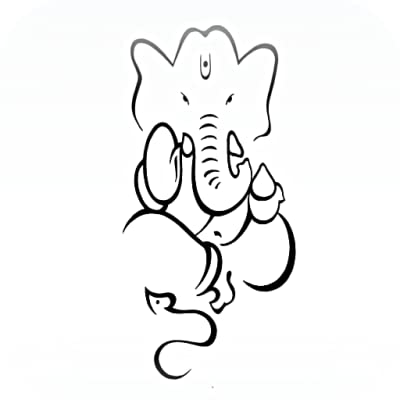 Amazon Com Lord Ganesha Sketch Live Hd Wallpaper Appstore For Android