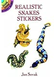 Realistic Snakes Stickers (Dover Little Activity Books Stickers)