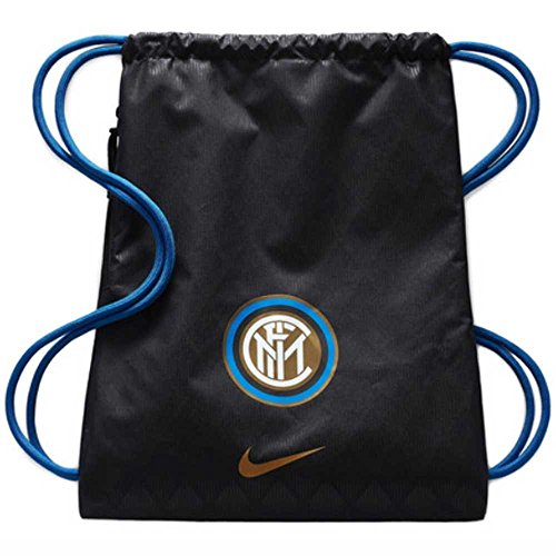 NIKE 2018-2019 Inter Milan Allegiance Gym Sack (Black)