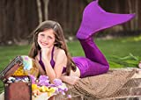 Sparkle Mermaid Tails by Fin Fun with Monofin for