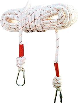 Cuerda Cuerda 16 mm Seguridad en el Hogar de Bomberos cuerda ...